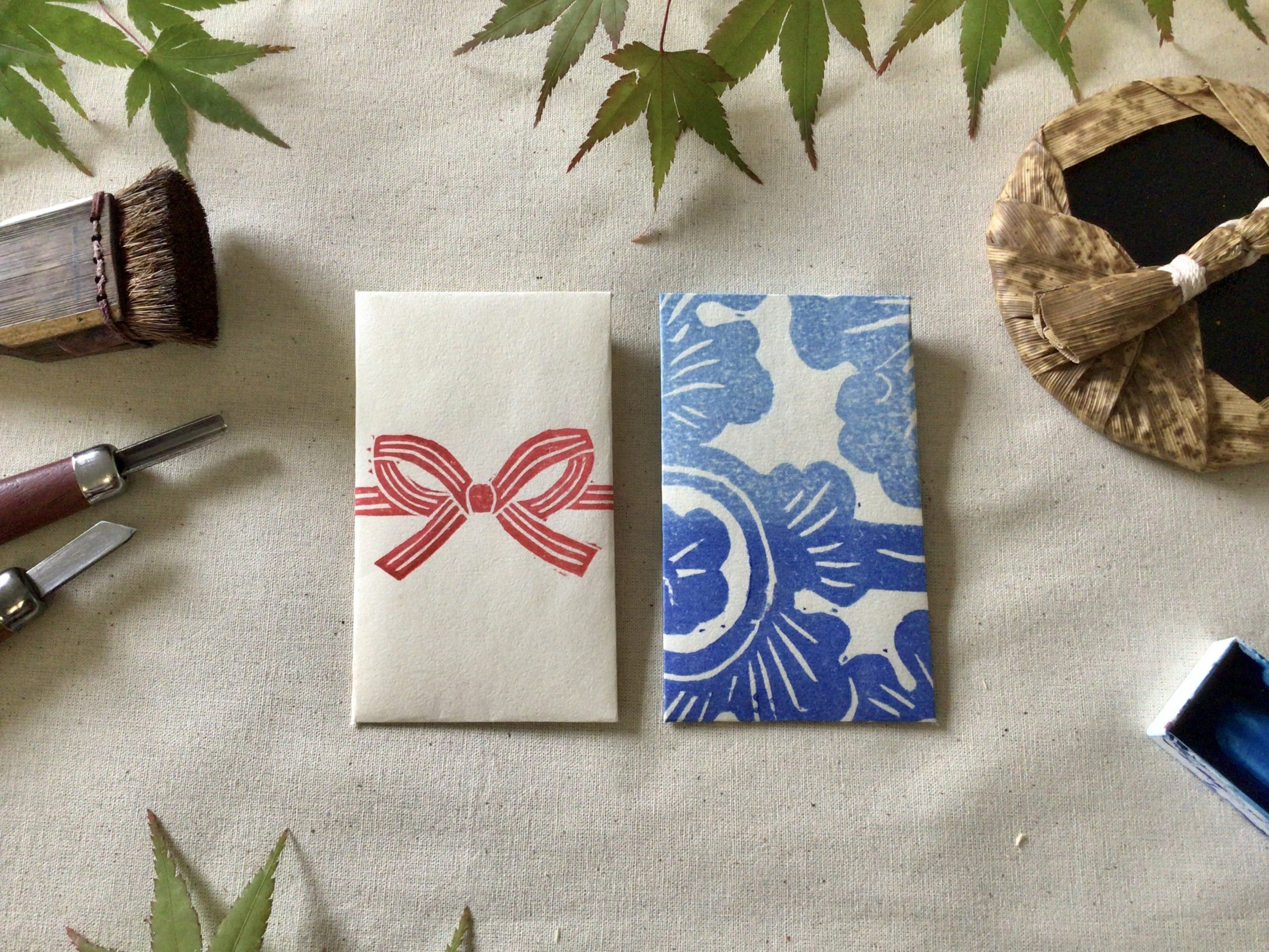 Japanese Woodblock Printing with Ema Shin