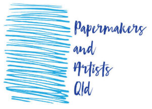 Papermakers and Artists Queensland Logo